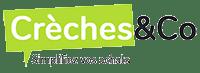 Logo du site Crèches&Co